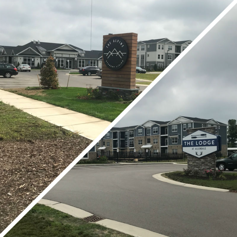 The Lodge And Alpine Apartments